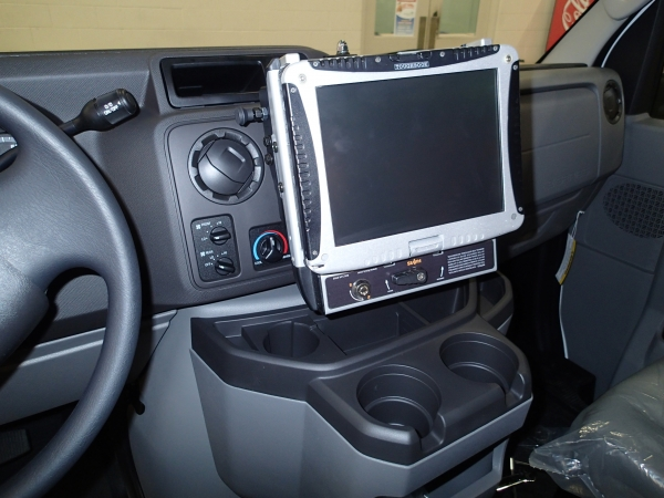 Buy The Havis Swing Out Toughbook Cf 19 Cf H2 Dash Mount